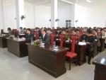 Một số kết quả hoạt động nổi bật của Chi hội luật gia Ban Nội chính tỉnh uỷ năm 2014